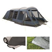 Outwell Clarkston 6A Air Tent Package Deal 2017