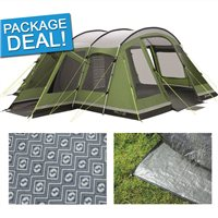 Outwell Montana 6 Tent Package Deal 2017