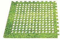 Streetwize Eva Floor Tiles Grass