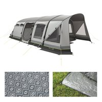 Outwell Harrier 6SATC Air Tent Package Deal 2017