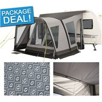 Outwell Corsair 350SA Caravan Awning Package 2017