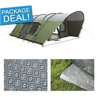 Outwell Bear Lake 6È Tent Package Deal 2017