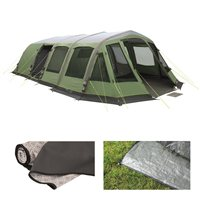 Outwell Wolf Lake 9E Tent Package Deal 2017