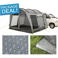 Outwell Country Road Driveaway Awning 2017