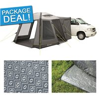 Outwell Daytona Air Drive Away Awning Package Deal 2017