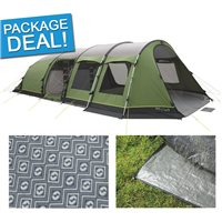 Outwell Phoenix 7ATC Tent Package Deal 2017