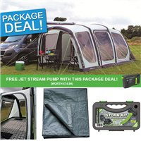 Outdoor Revolution Movelite T4 Low Awning Package Deal 2017