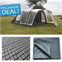 Outdoor Revolution Inspiral 5 Air Tent Package Deal 2017