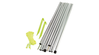 Outwell Upright Pole Set Dual Protector 230cm