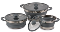 Kampa Collapsible Saucepan
