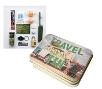 BCB Adventure Travel Survival Tin