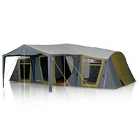 Zempire Delta Force Inflatable Canvas Tent 2018
