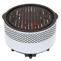 Summit B&Co Alfresco Smokeless Grill