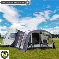 Outdoor Revolution Europa 380 Awning + Tall Annexe Offer