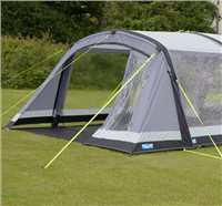 Kampa Dometic Hayling 6 Air Pro Vestibules 2020 (Option: Hayling 6 Air Pro (polyester))