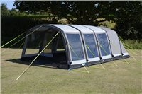 Kampa Dometic Hayling 6 Classic Air Pro Tent Package Deal 2020