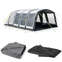 Kampa Hayling 6 Classic Air Pro Tent Package Deal 2019