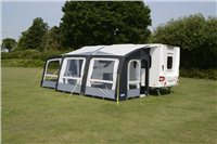 Kampa Rally AIR Pro 390 Plus Caravan Awning 2019