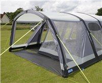 K&a Studland 8 u0026 Bergen 6 Air Pro Canopy 2018 & Tent Canopies | Tent Extensions | Camping Canopies u0026 Extensions ...