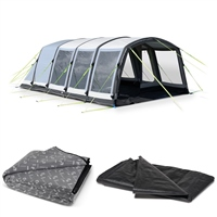 Kampa Dometic Hayling 6 Air Pro Tent Package Deal 2020