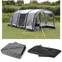 Kampa Dometic Hayling 4 Air Pro Tent Package Deal 2020