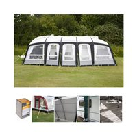 Kampa Frontier Air Pro 400 Caravan Awning Package Deal 2018