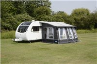 Kampa Dometic Ace AIR Pro 400 All Season Caravan Awning Package Deal 2020
