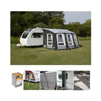 Kampa Ace Air Pro 400 Caravan Awning Package Deal 2019