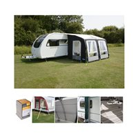 Kampa Dometic Rally AIR Pro 330 Caravan Awning Package Deal 2020