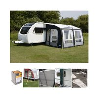 Kampa Dometic Rally AIR Pro 390 Caravan Awning Package Deal 2020