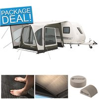 Outwell Amber 300SA Awning Package Deal 2018