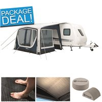 Outwell Tide 320SA Awning Package Deal 2018
