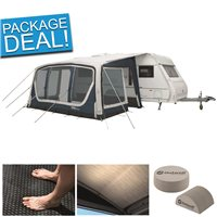 Outwell Tide 440SA Awning Package Deal 2018