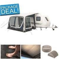 Outwell Ripple 380SA Awning Package Deal 2018