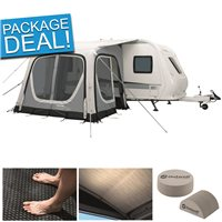 Outwell Pebble 300A Awning Package Deal 2018