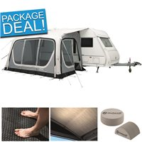 Outwell Pebble 420A Awning Package Deal 2018