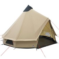 Robens Klondike Tipi Tent 2018  sc 1 st  C&ing World & 5 Man Tents | 6 Man Tents | Family Tents | Large Tents Buy ...