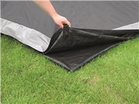 Easy Camp Palmdale 600 Lux Footprint Groundsheet