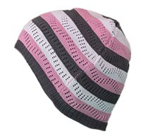 White Rock Classic Stripe Beanie Hat