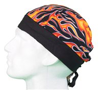 White Rock Flame Bandana