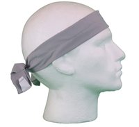 White Rock Light Grey Headband