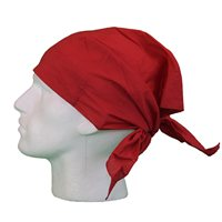 White Rock Red Bandana