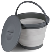 Kampa Collapsible 5L Bucket with lid