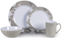 Kampa Bloom Heritage Dinner Set