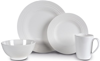 Kampa Blanco Contemporary Dinner Set