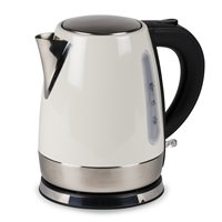 Kampa Stainless Steel Cream Electric Kettle 2018