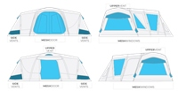 Zempire Aerodome 2 PRO Series Tent Package Deal 2021