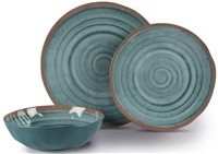 Kampa Terracotta Dinner Set 2019