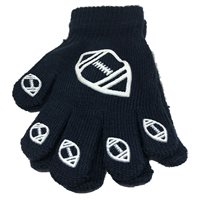 Camping World Kids Gripper Gloves (Option: American Football )
