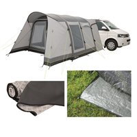 Outwell Scenic Road 250SA Awning Package Deal 2018